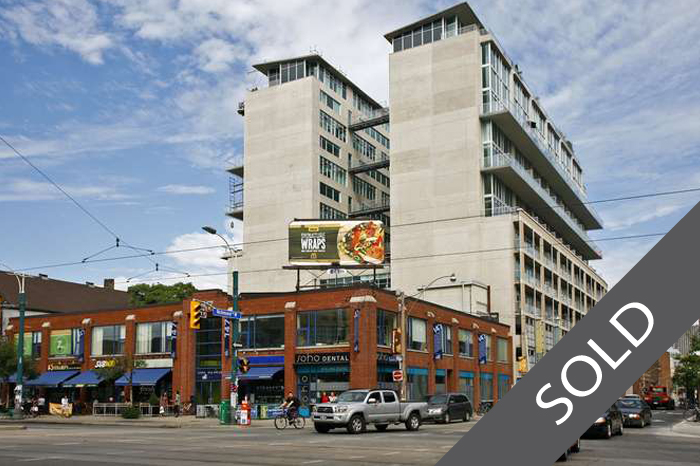 District lofts at 388 richmond street west suite 508 for 388 richmond terrace