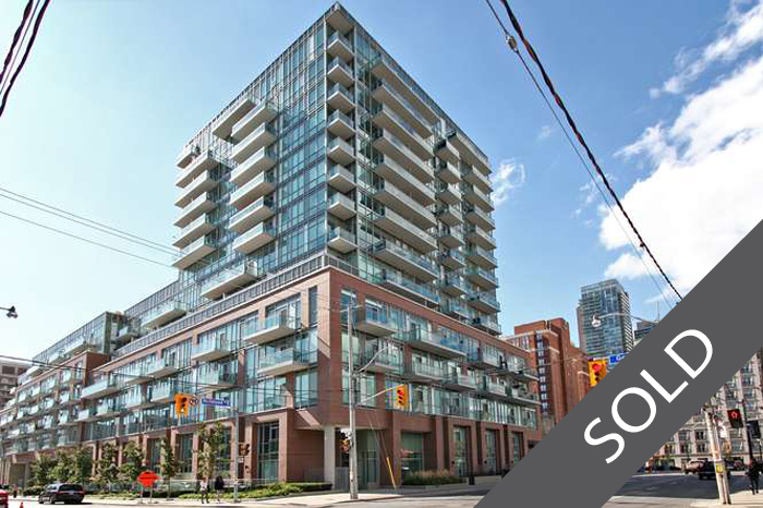 Vu Condos 112 George Street Suite 418 Camber Walden Group